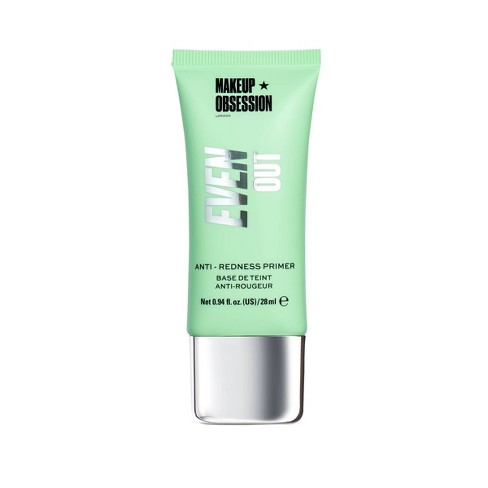 Makeup Obsession Even Out Ant-Redness Primer - 0.94 fl oz - image 1 of 3