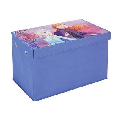 "24"" Frozen 2 Soft Storage Folding Bench"