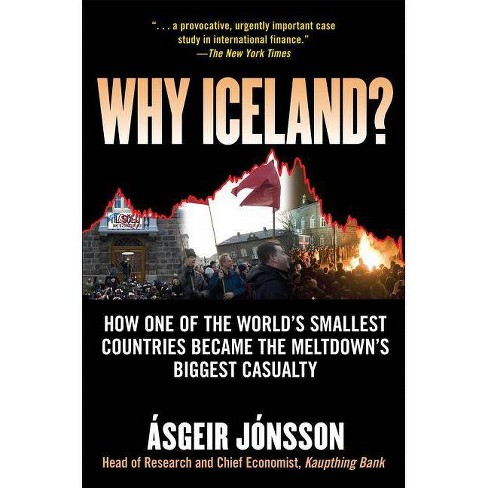 Why Iceland? - by  Asgeir Jonsson (Hardcover) - image 1 of 1
