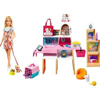 Barbie Pet Boutique Playset