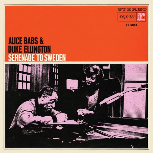 Alice Babs - Serenade To Sweden (CD) - image 1 of 1