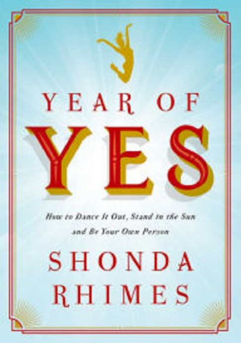 Year of Yes by Shonda Rhimes - image 1 of 1