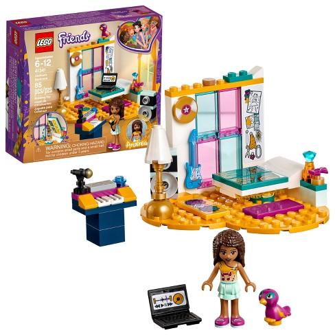 Lego Friends Andreas Bedroom 41341 Target