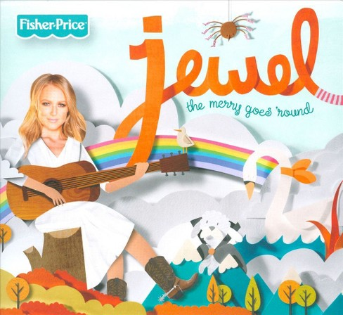 Jewel - The Merry Goes 'Round (CD) - image 1 of 1