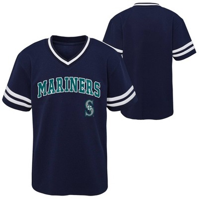 MLB Seattle Mariners Baby Boys' Pullover Jersey