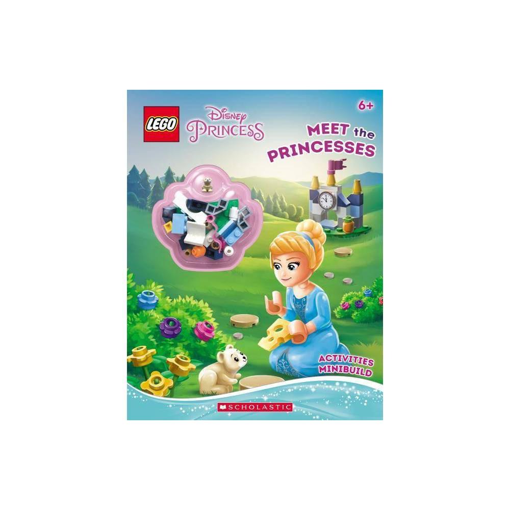 Meet The Princesses Lego Disney Princess Activity Book With Minibuild Paperback