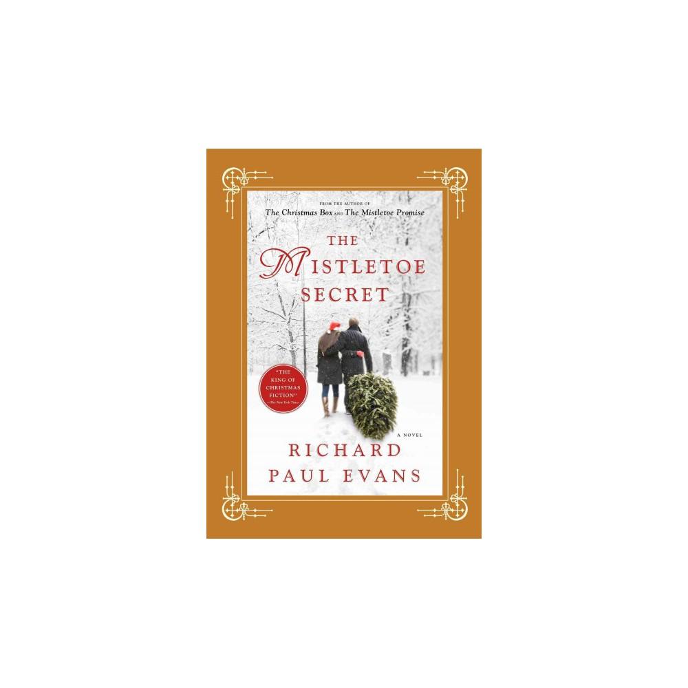 Mistletoe Secret (Hardcover) (Richard Paul Evans)