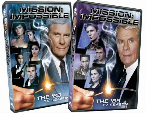 Mission:Impossible the 88 & 89 tv ss (DVD) - image 1 of 1