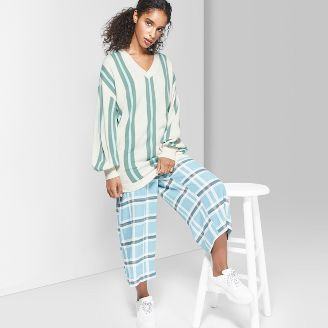 designer fashion ceaff 44fa4 Carolina Panthers : Women's Sweaters : Target