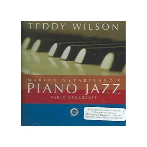 Teddy Wilson - Marian McPartland's Piano Jazz (CD) - image 1 of 1