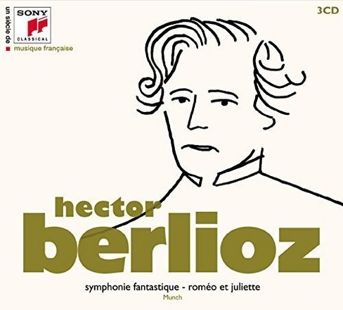Various - Hector berlioz (CD) - image 1 of 1