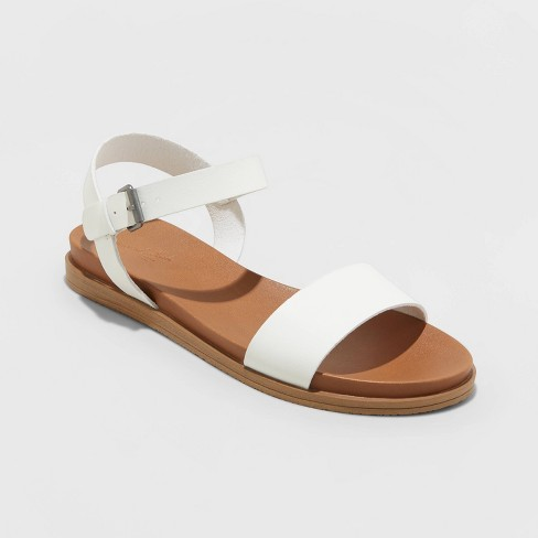 Women's Nyla Ankle Strap Sandals - Universal Thread™ - image 1 of 3