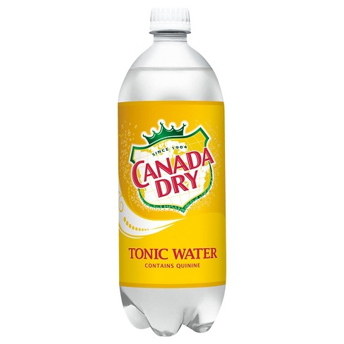 Canada Dry Tonic Water - 1 L Bottle - image 1 of 1