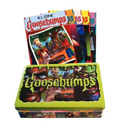 Goosebumps Retro Scream Collection - by  R L Stine (Mixed Media Product)