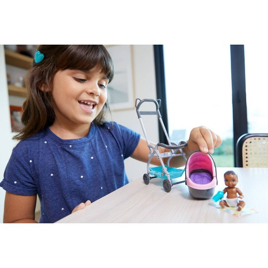 Barbie Skipper Babysitters Inc. Doll & Playset image number null