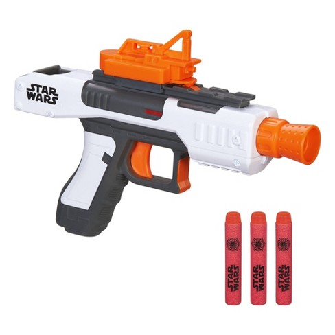 NERF Star Wars Galaxy's Edge First Order Stormtrooper Nerf Blaster - image 1 of 4