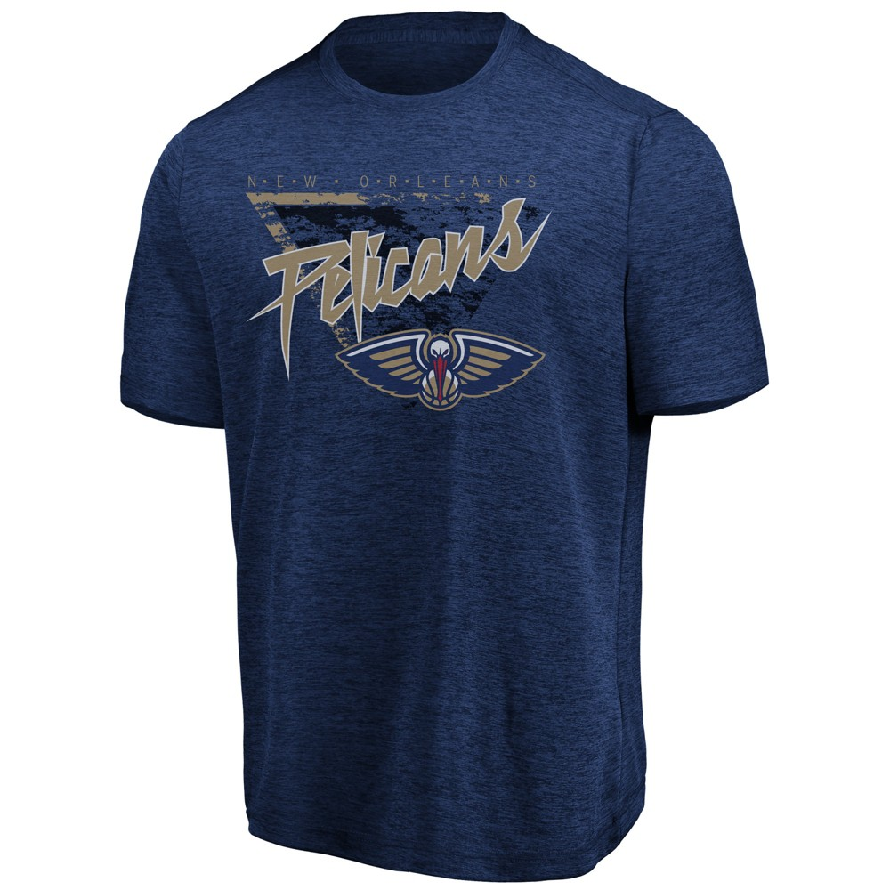 New Orleans Pelicans Men's Hype It Up T-Shirt Xxl, Multicolored