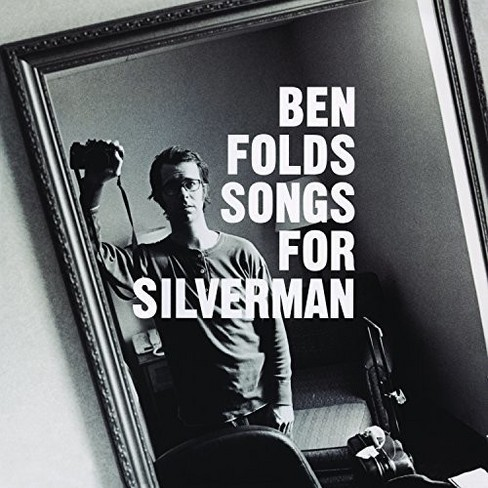 Ben Folds Five - Songs For Silverman (Vinyl) - image 1 of 1