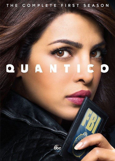 Quantico - The Complete First Season (DVD) - image 1 of 1