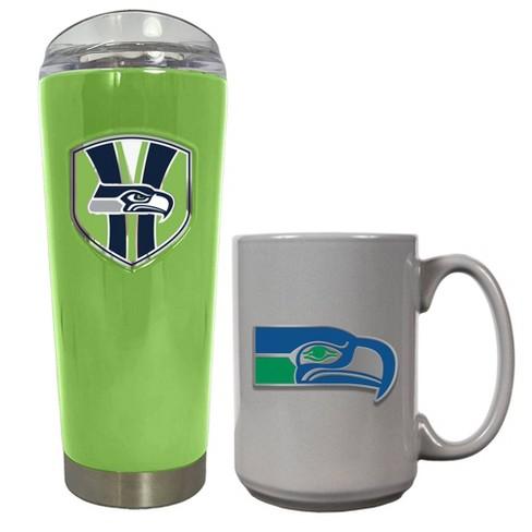 NFL Seattle Seahawks Roadie Tumbler and Mug Set - image 1 of 1