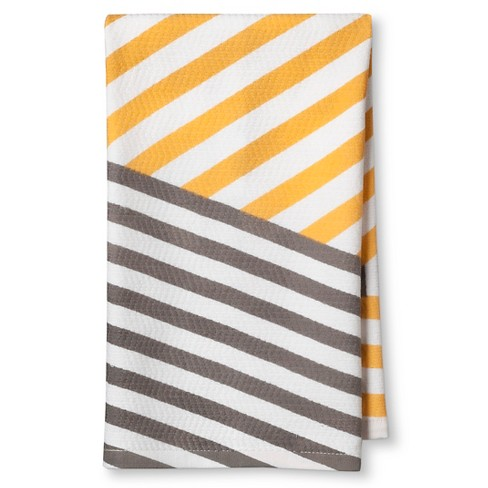 Yellow Kitchen Textiles Towel - Room Essentials™ - image 1 of 1