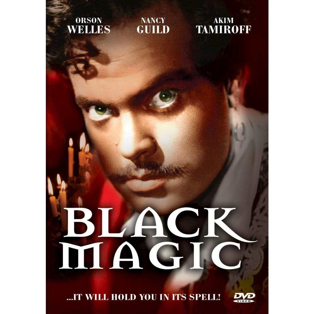 Black Magic (Dvd), Movies