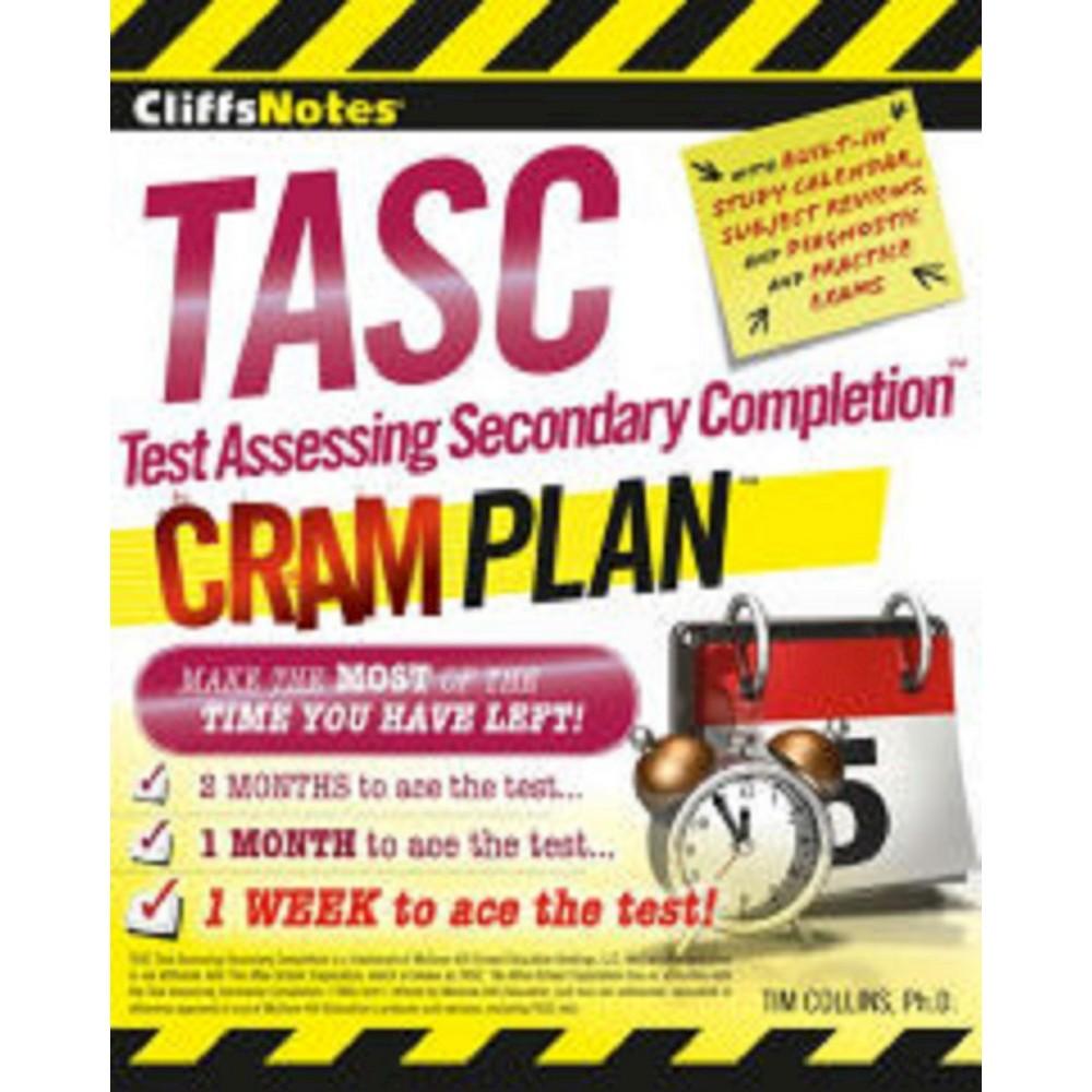 CliffsNotes Tasc Test Assessing Secondar ( Cliffsnotes) (New) (Paperback)