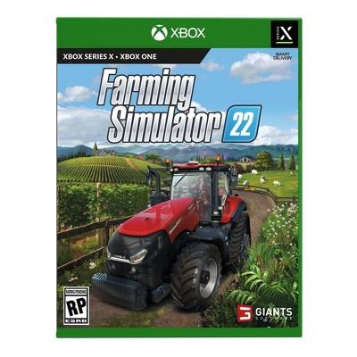 Farming Simulator 22 - Xbox Series X/Xbox One