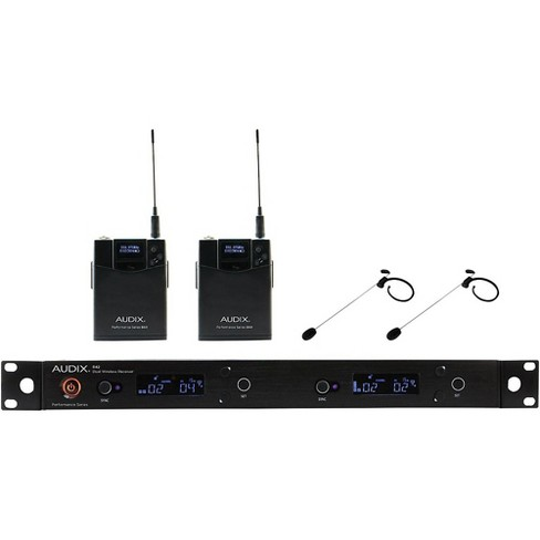 Audix AP42HT7 Dual Headset Wireless system w/ HT7 Omni Condenser mic - image 1 of 1