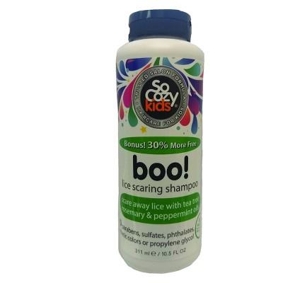 SoCozy Boo Lice Prevention Shampoo - 10.5 fl oz