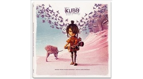 Dario Marianelli - Kubo And The Two Strings (Ost) (Vinyl) - image 1 of 1