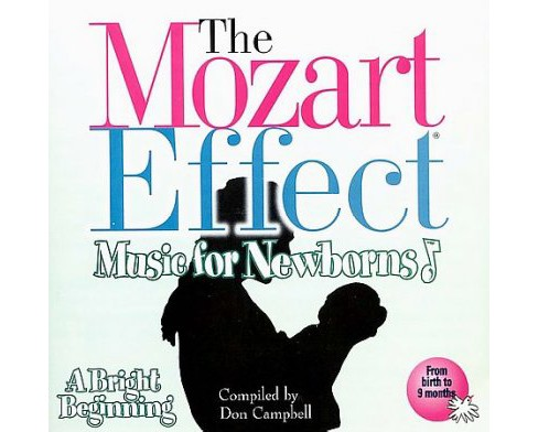 Don campbell - Mozart effect-a bright beginning (CD) - image 1 of 1