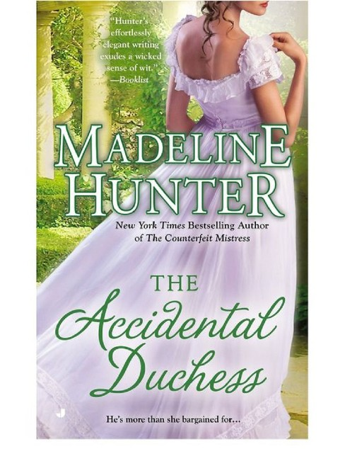 The Accidental Duchess (Paperback) by Madeline Hunter - image 1 of 1