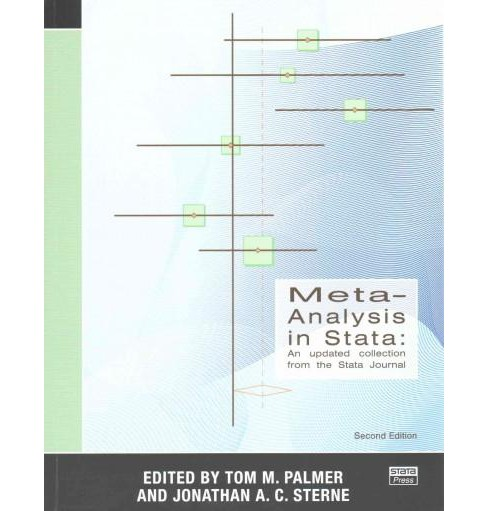Meta-Analysis in Stata : An Updated Collection from the Stata Journal (Revised) (Paperback) - image 1 of 1