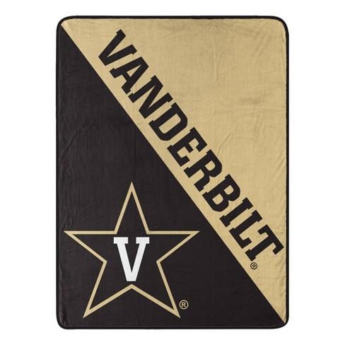 """NCAA Vanderbilt Commodores Throw Blanket 50""""x 60"""" - image 1 of 3"""