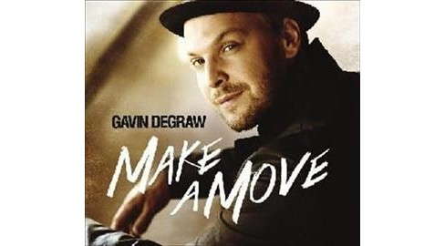 Gavin Degraw - Make A Move (CD) - image 1 of 1