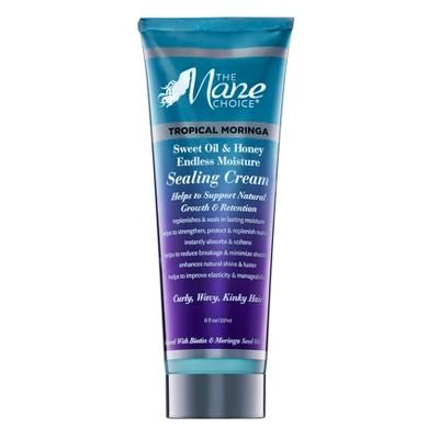 The Mane Choice Tropical Moringa Sealing Cream - 8 fl oz