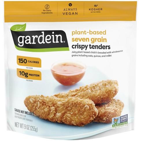 Gardein Vegan Frozen Seven Grain Crispy Tenders - 9oz - image 1 of 4