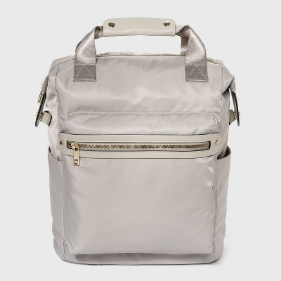 Square Backpack - A New Day™ Light Gray