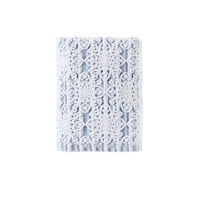 Kali Bath Towel Blue Smoke - Saturday Knight Ltd.