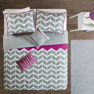 Chevron Darcy Comforter Set
