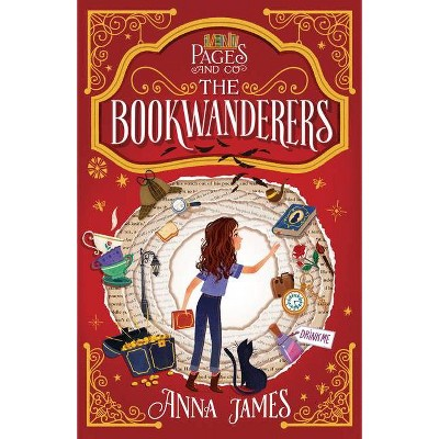 Pages & Co.: The Bookwanderers - by Anna James (Paperback)