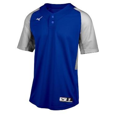 Mizuno Aerolite 2-Button Baseball Jersey