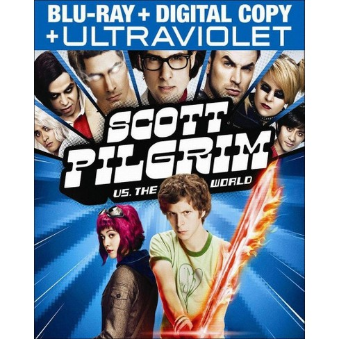 Scott Pilgrim vs. the World (Includes Digital Copy) (UltraViolet) (Blu-ray) - image 1 of 1