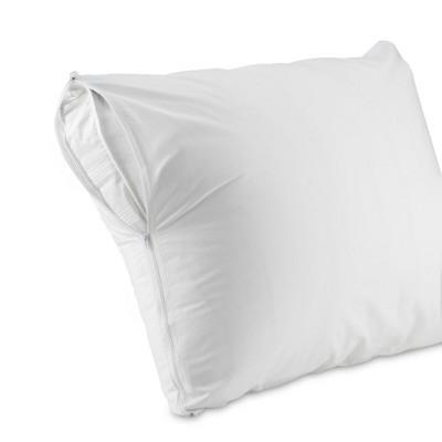 Aller-Ease Durable Pillow Cover 2-Pack - Jumbo