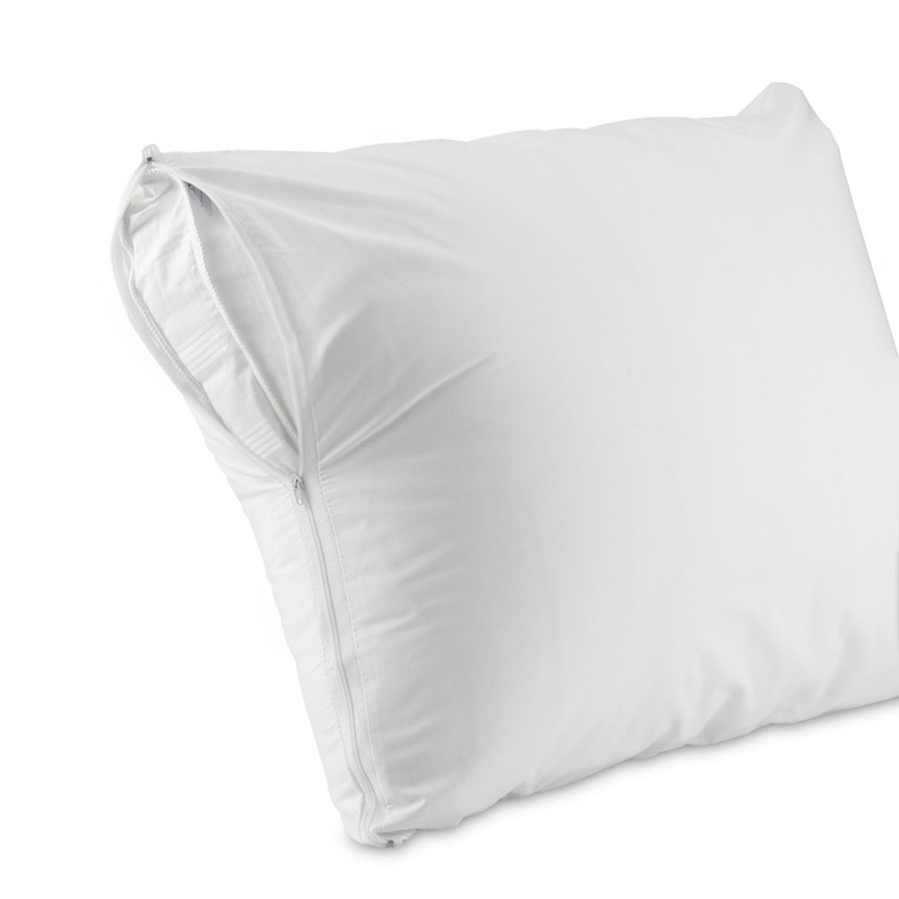Image of Aller-Ease Durable Pillow Cover 2-Pack - Jumbo
