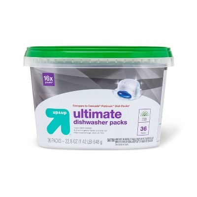 Dishwasher Detergent: up & up
