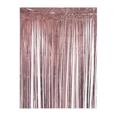 Fringe Backdrop Rose Gold - Spritz™