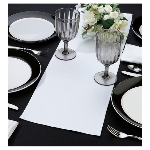 White Table Runner - image 1 of 1
