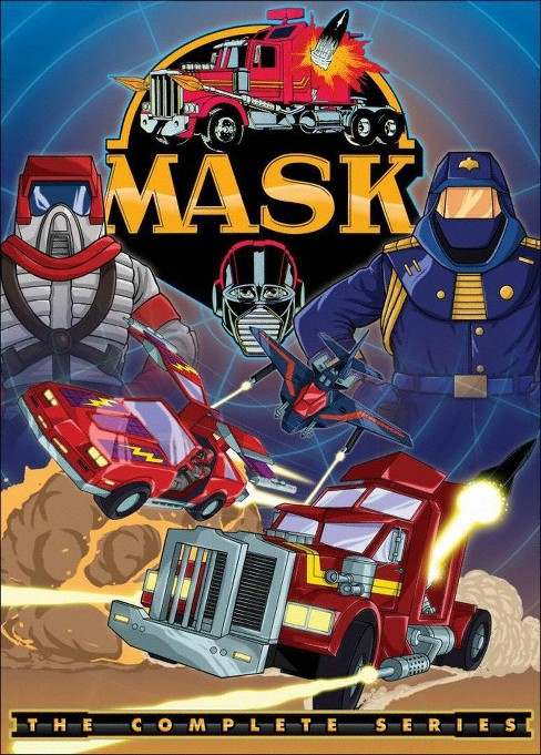 Mask the complete series (DVD) - image 1 of 1